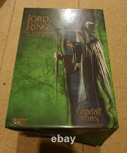 Sideshow Weta Lord of the Rings Statue Gandalf the Grey