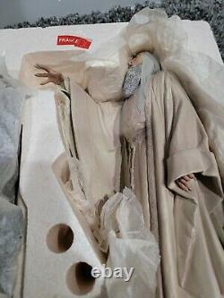 Sideshow Weta Saruman the White Statue Lord of The Rings Lotr/Hobbit