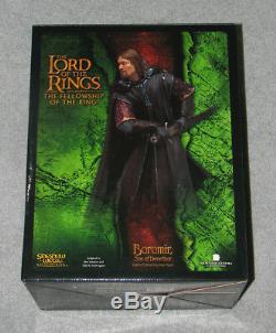 Sideshow Weta Statue Lord of the Rings / Hobbit Boromir Son of Denethor #1464