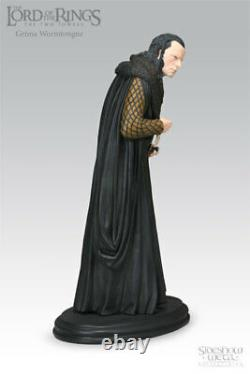 Sideshow Weta The Lord of the Rings Grima Wormtongue 1/6 Scale Polystone Statue