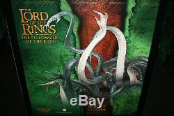 Sideshow Weta Watcher In The Water Statue Lord Of The Rings Lotr #420/750