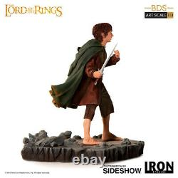The Lord Of The Rings BDS Art Scale Statue 1/10 FRODO Iron Studios Sideshow