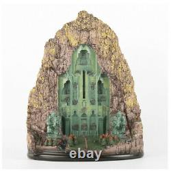 The Lord Of The Rings Hobbit Lonely Mountain Resin Statue Figure Toys Handmade