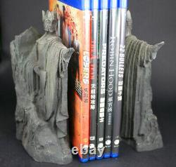 The Lord of The Rings Gates of Argonath Bookend 10in. Figure Statue Hobbit Toy