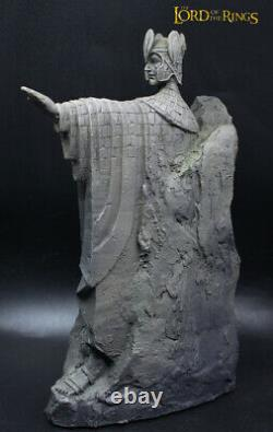 The Lord of The Rings Gates of Gondor Argonath Bookend 5.5 Hobbit Figure Statue