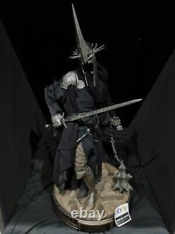 The Lord of The Rings Morgul Lord Premium Format Figure Statue Sideshow