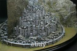 The Lord of The Rings The Capital Of Gondor Minas Tirith Statue Resin Model