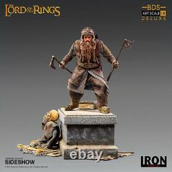 The Lord of the Rings 8 Inch Statue 110 Art Scale Gimli Deluxe Iron Studios