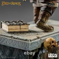 The Lord of the Rings BDS Gimli 1/10 Deluxe Art Scale Statue