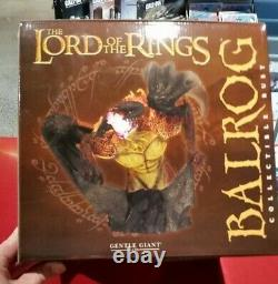 The Lord of the Rings Balrog Collectible Bust limited edition #490 Gentle Giant