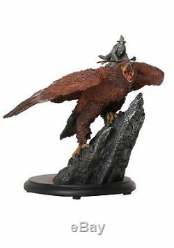 The Lord of the Rings Gandalf on Gwaihir Weta Mini Statue