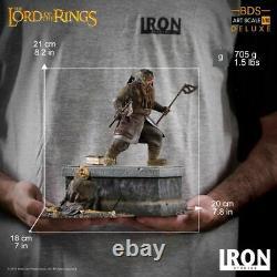 The Lord of the Rings Gimli 110 Scale Statue-IRO15807-IRON STUDIOS