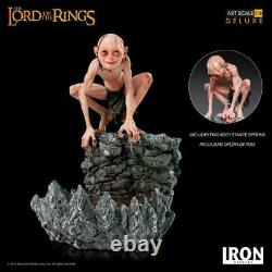 The Lord of the Rings Gollum 1/10 Deluxe Art Scale Statue