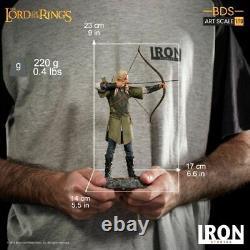 The Lord of the Rings Legolas 110 Scale Statue-IRO15814-IRON STUDIOS