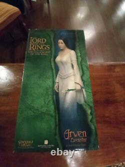 The Lord of the Rings Sideshow Weta Arwen Evenstar 16 Polystone Statue