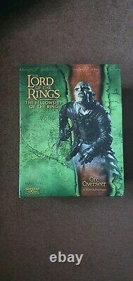 The Lord of the Rings Sideshow Weta Orc Overseer 16 Polystone Statue