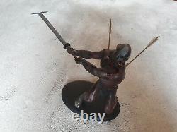 The Lord of the Rings Sideshow Weta Uruk Hai Berserker 16 Polystone Statue