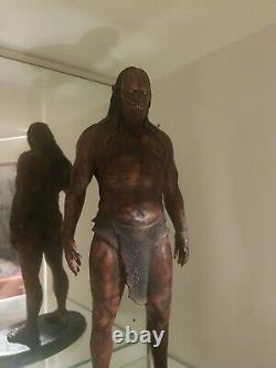Uruk Hai Lord Of The Rings Sideshow Weta Statue