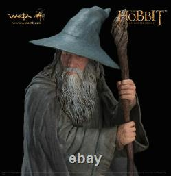 WETA 1/6 Gandalf Grey Robe Wizard Statue The Lord of the Rings The Hobbit Model