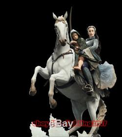 WETA ARWEN AND FRODO ON ASFALOTH The Lord of the Rings Limited Statue INSTOCK