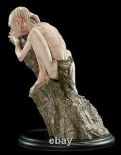 WETA Gollum Mini Statue Miniature Figure Lord Of The Rings Hobbit NEW SEALED BOX
