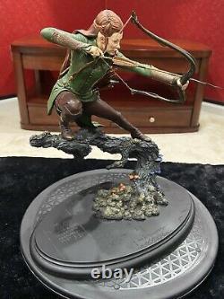 WETA Lord Rings LOTR Hobbit TAURIEL Statue! Lim. Ed. #0196/ 1000