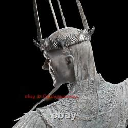 WETA Lord of The Rings Witch King and Frodo 1/6 Resin Statue Model INSTOCK
