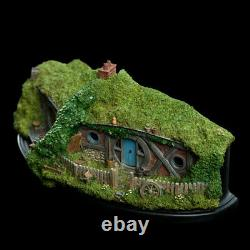 WETA Lord of the Rings 24 Gandalf's Cutting Polystone Hobbit Hole Statue NEW