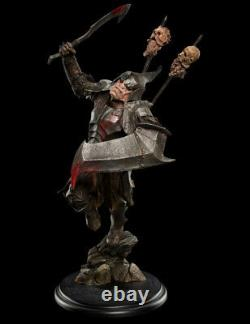WETA Lord of the Rings Dol Goldor Orc Soldier 16 Sixth Scale Statue