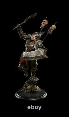 WETA Lord of the Rings Dol Guldur Orc Soldier 16 Scale Statue NEW SEALED #418