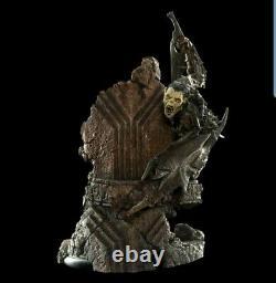 WETA Lord of the Rings Moria Orc Premium Mini Statue Figure NEW SEALED