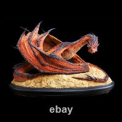 WETA SMAUG THE TERRIBLE Hobbit LOTR the Lord of the rings statue Sideshow Dragon
