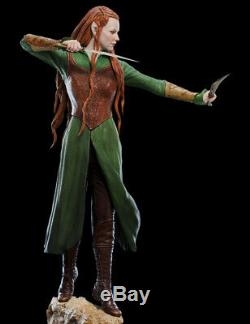 WETA TAURIEL OF THE WOODLAND REALM STATUE THE HOBBIT NEW lord of ring sideshow