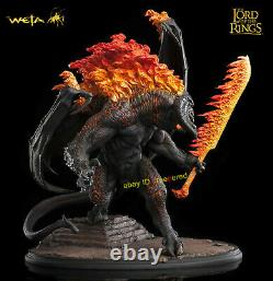 WETA THE BALROG DEMON OF SHADOW AND FLAME Statue The Lord of the Ring Limit 1500