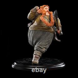 WETA THE HOBBIT BOMBUR THE DWARF POLYSTONE STATUE lord of the ring