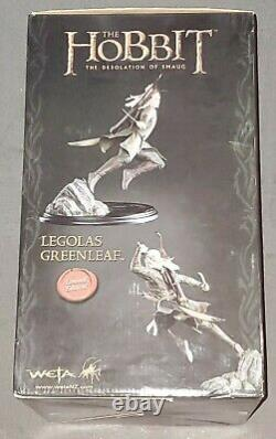 WETA The Hobbit Legolas Greenleaf 16 Scale Statue Lord of the Rings LE 937/1500