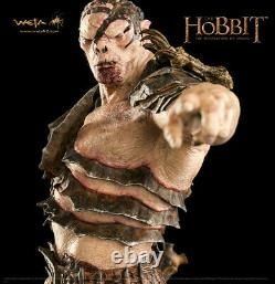 WETA The Lord Of The Rings The Hobbit The Desolation of Smaug Bolg Statue