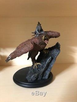 WETA The Lord of the Rings Gandalf on Gwaihir Statue Figurine Model IN STOCK