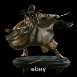 WETA The Lord of the Rings Lord Elrond at Dol Guldur Statue Hobbit Model Figure