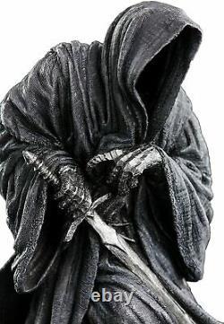 WETA Workshop Polystone Lord Of The Rings Ringwraith (Premium Mini Statue)