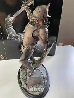 Weta 16 Scale Uruk-Hai Statue, The Lord of the Rings