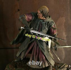Weta BOROMIR AT AMON HEN Statue Figurine The Lord of the Rings 1/6 Display