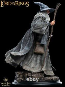 Weta Collectibles The Lord of the Rings Gandalf the Grey Pilgrim 1/6 Statue New