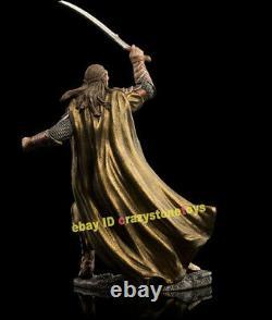 Weta Elrond in Dol Guldur 130 MINI Statue Figurine The Lord of the Rings Model