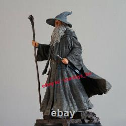 Weta Gandalf Grey Robe Statue Figurine The Lord of the Rings 20th Anniversary