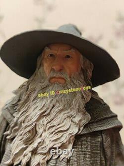 Weta Gandalf Grey Robe Statue Figurine The Lord of the Rings Model PILGRIM SDCC