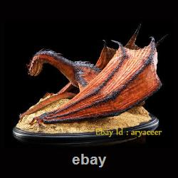 Weta Lord Of The Ring Smaug the Terrible Statue Limited Figure Model In Stock