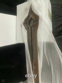 Weta Lord Of The Rings The Hobbit Balin's Mace Life-size Prop Replica Figure
