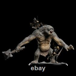 Weta Lord of the Rings Cave Troll of Moria Figure Statue 1/6 Statue Figure New