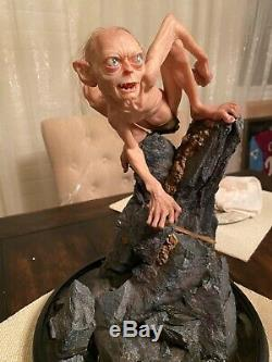 Weta Lord of the Rings MASTERS COLLECTION Statue GOLLUM Figure